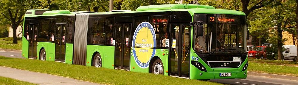 Tüke Busz - Public transport in Pécs